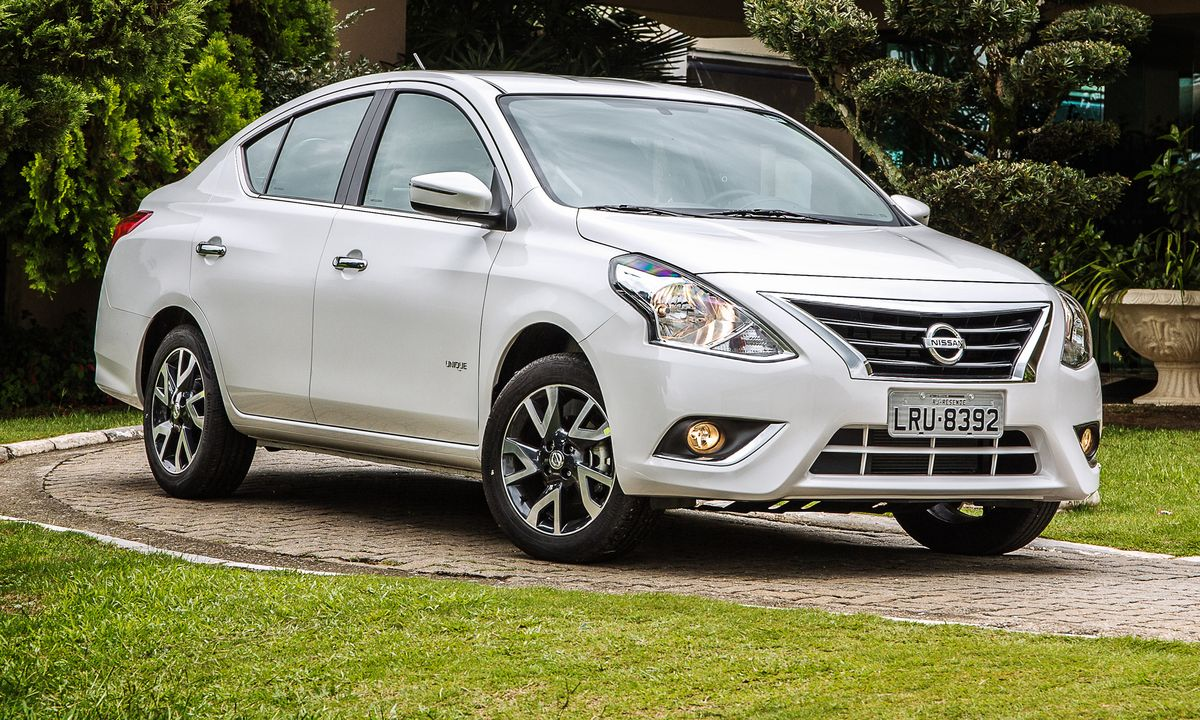 Nissan Versa Unique